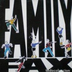 Discos de vinilo: FAMILY FAX - NAVI-RAP . MAXI SINGLE . 1990 EMI. Lote 33441410