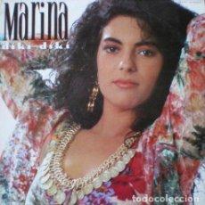 Discos de vinilo: MARINA - DIKI DIKI . MAXI SINGLE . 1989 CBS. Lote 33441825