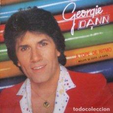 Discos de vinilo: GEORGIE DANN - A TOPE DE RITMO . LP . 1983 RCA RECORDS. Lote 33442062