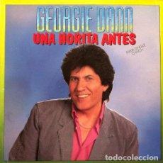 Discos de vinilo: GEORGIE DANN - UNA HORITA ANTES . MAXI SINGLE . 1989 RCA . Lote 33556956