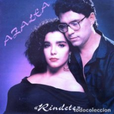 Discos de vinilo: AZALEA - VEN DEVORAME OTRA VEZ / RINDETE . MAXI SINGLE . 1989 IRIS RECORDS. Lote 33557039