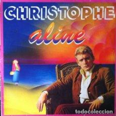 Discos de vinilo: CHRISTOPHE - ALINE . LP . 1980 DREYFUS. Lote 33908421
