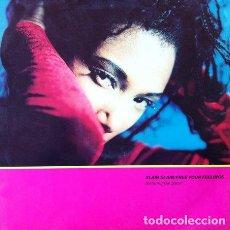 Discos de vinilo: SLAM SLAM - FREE YOUR FEELINGS . MAXI SINGLE . 1991 MCA RECORDS UK. Lote 34159486