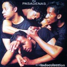 Discos de vinilo: THE PASADENAS - TO WHOM IT MAY CONCERN . LP . 1988 CBS. Lote 34343136