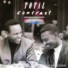 Discos de vinilo: TOTAL CONTRAST - JODY . MAXI SINGLE . 1987 LONDON RECORDS UK . Lote 34651049