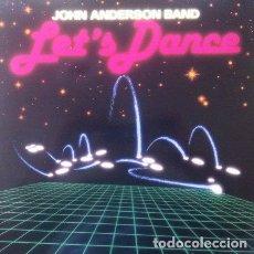 Discos de vinilo: JOHN ANDERSON BAND - LET'S DANCE . LP . MUSICMAN PRODUCTIONS. Lote 35179779