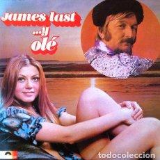 Discos de vinilo: JAMES LAST - ... Y OLE . DOBLE LP . 1973 POLYDOR . Lote 35216341