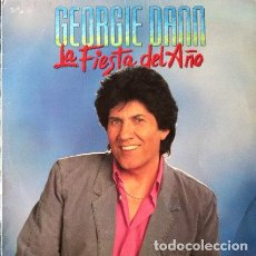 Discos de vinilo: GEORGIE DANN - LA FIESTA DEL AÑO . 1989 RCA . PL 74107 5A. Lote 35396218