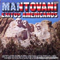 Discos de vinilo: MANTOVANI - EXITOS AMERICANOS . LP . 1981 DECCA . 6399252. Lote 35397532