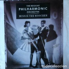 Discos de vinilo: THE REGGAE PHILHARMONIC ORCHESTRA - MINNIE THE MOOCHER . MAXI SINGLE. MANGO RECORDS ESPAÑA 1988. Lote 35434347