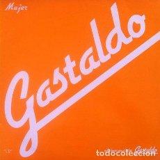 Discos de vinilo: GASTALDO - MUJER . LP . 1987 DISCOS GASTALDO . GA 005. Lote 35493611