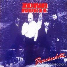 Discos de vinilo: ZONA NORTE - BUSCANDOTE . LP . 1991 CRASH PROD DISCOGRAFICAS . CLP70010. Lote 110270922