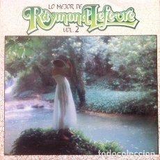 Discos de vinilo: LO MEJOR DE RAYMOND LEFEVRE VOL 2 . LP . 1982 BARCLAY . 15.2170/8. Lote 35504261