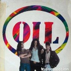 Discos de vinilo: OIL - OIL . LP . 1991 CFE . 30312681. Lote 35631793