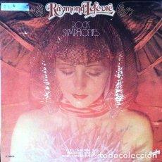 Discos de vinilo: RAYMOND LEFEVRE - ROCK SYMPHONIES . LP . 1978 BARCLAY . 17.1569/8. Lote 35634074