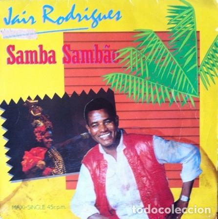 JAIS RODRIGUES - SAMBA SAMBAO . LP . 1984 CGD . F-600954 (Música - Discos - LP Vinilo - Grupos y Solistas de latinoamérica)