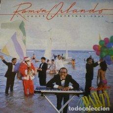 Discos de vinilo: RAMON ORLANDO - DICIEMBRE PARTY . LP . DORESA REPUBLICA DOMINICANA . Lote 36029357