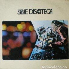 Disques de vinyle: SERIE DISCOTECA . LP . 1976 PES-036 RCA PROMOCIONAL. Lote 36079717