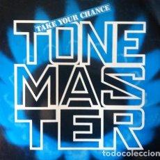 Discos de vinilo: TONE MASTER - TAKE YOUR CHANCE . MAXI SINGLE . 1992 TOP SECRET RECORDS ITALIA - TSX 146 . Lote 36348465