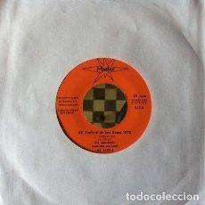 Discos de vinilo: IVA ZANICCHI - L' ARCA DI NOE . SINGLE . 1970 MARFER - MR 20.119 . XX FESTIVAL SAN REMO 1970. Lote 36391972