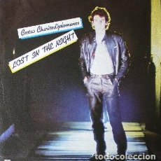 Discos de vinilo: COSTAS CHARITODIPLOMENOS - LOST IN THE NIGHT . SINGLE . 1985 EMI . PROMO. Lote 36471329