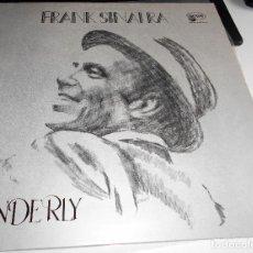 Discos de vinilo: FRANK SINATRA TENDERLY LP. Lote 63890243