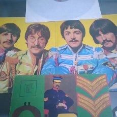 Discos de vinilo: LP VINILO BEATLES - SARGENTO PEPPERS 1967 EMI ODEON. Lote 63971686