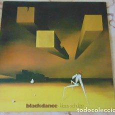 Discos de vinilo: KLAUS SCHULZE ?– BLACKDANCE - LP VIRGIN 1974. Lote 63985995