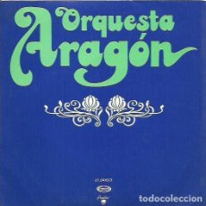 Discos de vinilo: ORQUESTA ARAGON. SINGLE PROMOCIONAL. SELLO MOVIEPLAY. EDITADO EN ESPAÑA. AÑO 1979. Lote 64012483