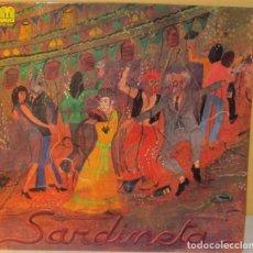 Discos de vinilo: SARDINETA - SARDINETA SAUCE - 1979. Lote 64029751
