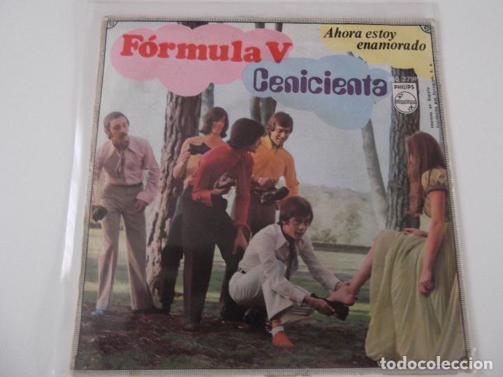 Discos de vinilo: FORMULA V - CENICIENTA - Foto 2 - 98605922