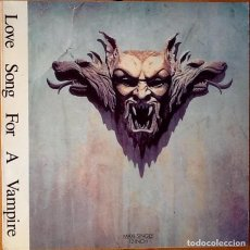 Discos de vinilo: ANNIE LENNOX : LOVE SONG FOR A VAMPIRE [ESP 1993] 12'. Lote 64052927