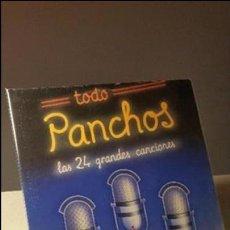 Discos de vinilo: LOS PANCHOS 24 GRANDES CANCIONES DOBLE LP . Lote 64078671