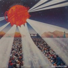 Discos de vinilo: CALIFORNIA JAM 2 - AEROSMITH, FRANK MARINO, SANTANA,TED NUGENT... DOBLE LP, 2 LP'S, ESPAÑA. Lote 64078907
