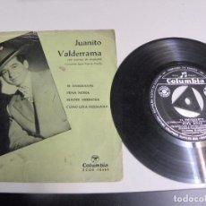 Discos de vinilo: JUANITO VALDERRAMA. Lote 64080467
