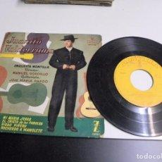Discos de vinilo: JUANITO VALDERRAMA. Lote 64080735