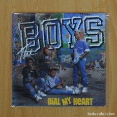 Discos de vinilo: THE BOYS - DIAL MY HEART. Lote 64084029