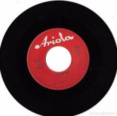 Vinyl-Schallplatten - CHUBBY CHECKER: LET´S TWIST AGAIN / THE TWIST - (SIN PORTADA) - 64096943