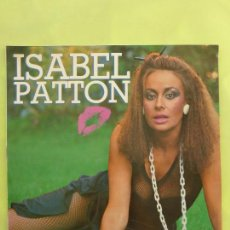 Discos de vinilo: ISABEL PATTON - SAFARI / UN LUGAR EXTRAÑO - MAXISINGLE SUPER 45 RPM. Lote 64132431