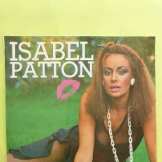 Discos de vinilo: ISABEL PATTON - SAFARI / UN LUGAR EXTRAÑO - MAXISINGLE SUPER 45 RPM. Lote 64132475