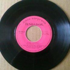 Discos de vinilo: DISCO FUNDADOR 10.184 MARIA ALEJANDRA. LA FOLKLORISTA DE MEXICO (1969) AIRES DEL MAYAB Y 3+. Lote 64133413