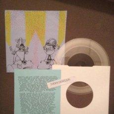 Discos de vinilo: DEAD WESTERN: PLAYS A MANDOLIN SANTI CERNI, RICARDO BOYA, MUY RARO . Lote 64140623