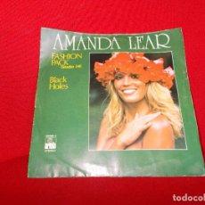 Discos de vinilo: AMANDA LEAR - FASHION PACK (STUDIO 54) - SG - 1979. Lote 64154399