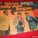 Discos de vinilo: THE MONTY ALEXANDER TRIO WE'VE ONLY JUST BEGUN LP 1976 BASF EDICION ESPAÑOLA SPAIN VINILO NUEVO. Lote 64155403