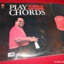 Discos de vinilo: MILT BUCKNER TRIO&JO JO JONES ON DRUMS PLAY CHORDS LP 1976 BASF SPAIN ESPAÑA VINILO NUEVO. Lote 64157215