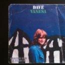 Discos de vinilo: DAVE - VANESA - MIL Y UNA VIDAS. Lote 64162163