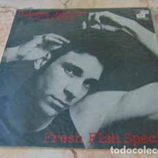Discos de vinilo: ROBERT GORDON WITH LINK WRAY ?– FRESH FISH SPECIAL - LP 1978. Lote 64173643