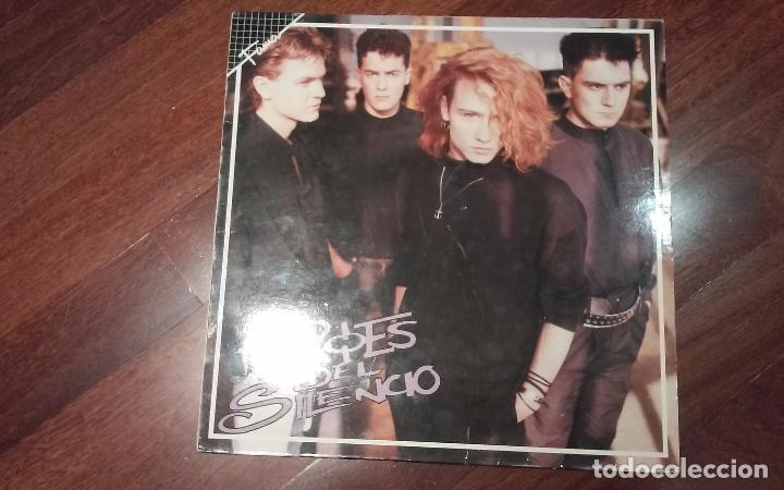 HEROES DEL SILENCIO-HEROE DE LEYENDA.MINI LP.VER DESCRIPCION (Música - Discos de Vinilo - Maxi Singles - Grupos Españoles de los 70 y 80)