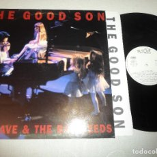 Discos de vinilo: NICK CAVE & THE BAD SEEDS - THE GOOD SON (SPAIN 1990). Lote 64206839