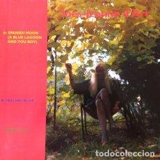 Discos de vinilo: INES-JEANNE D'ART – SPANISH MOON . MAXI SINGLE . 1990 . GORDON HELMER MUSIC - GHM 002 . Lote 36729089